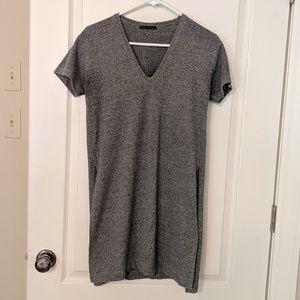 Zara Grey Tunic